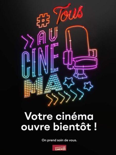 Fermeture CinéSar