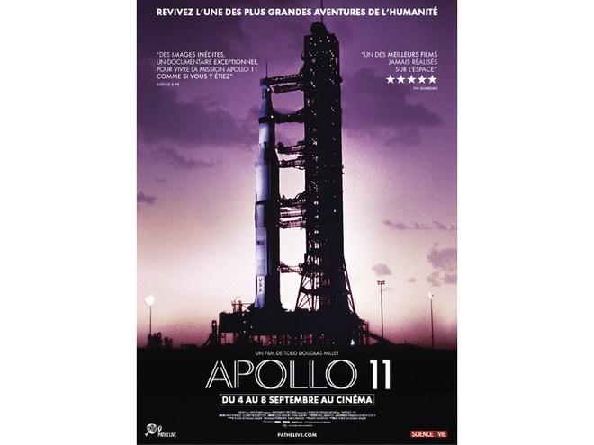 APOLLO 11 Revivez l'une des plus grandes aventures de l'humanité