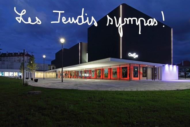 LES JEUDIS SYMPAS !