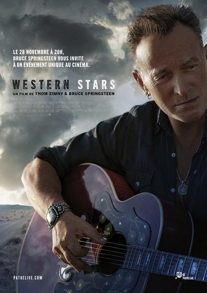 Western Stars - Le concert filmé de Bruce Springsteen
